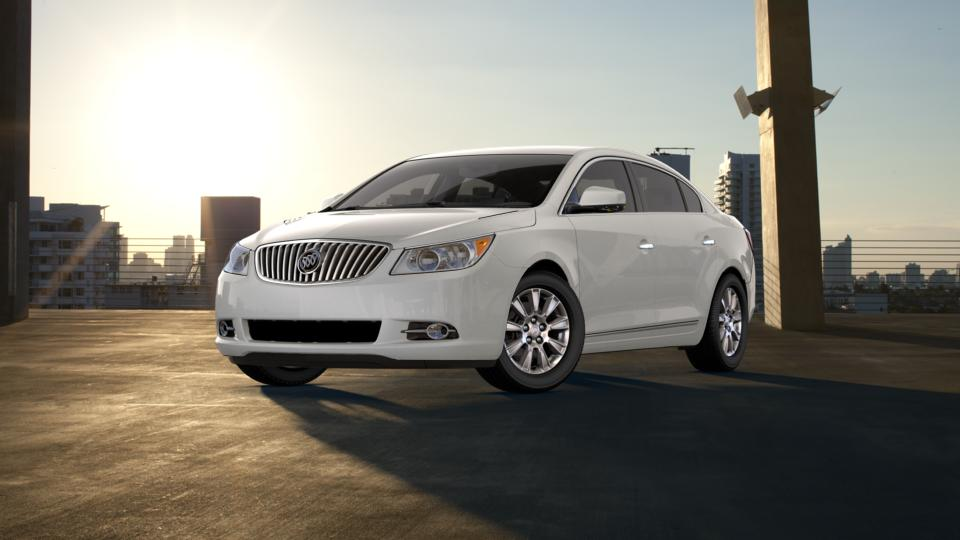 2012 Buick LaCrosse Vehicle Photo in Trevose, PA 19053