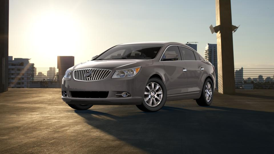 2012 Buick LaCrosse Vehicle Photo in Oak Lawn, IL 60453-2517