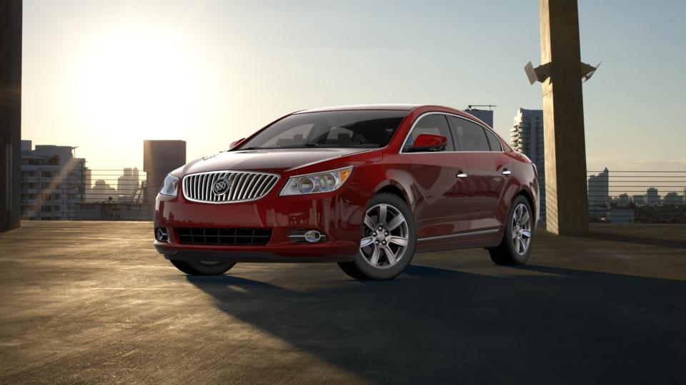 2012 Buick LaCrosse Vehicle Photo in Franklin, TN 37067