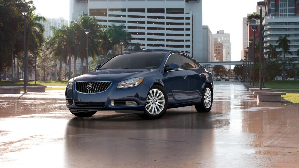 2012 Buick Regal Vehicle Photo in Shillington, PA 19607
