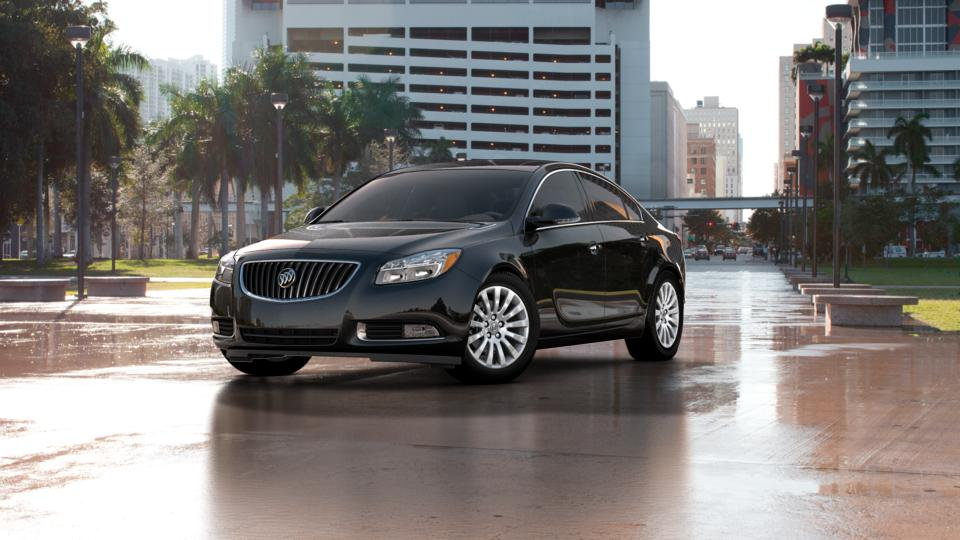 2012 Buick Regal Vehicle Photo in Middleton, WI 53562
