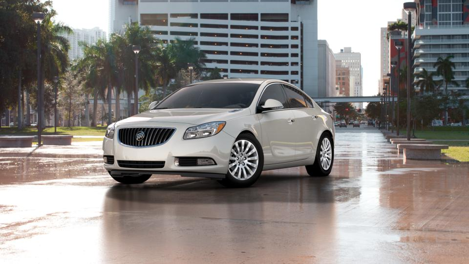 2012 Buick Regal Vehicle Photo in Cary, NC 27511