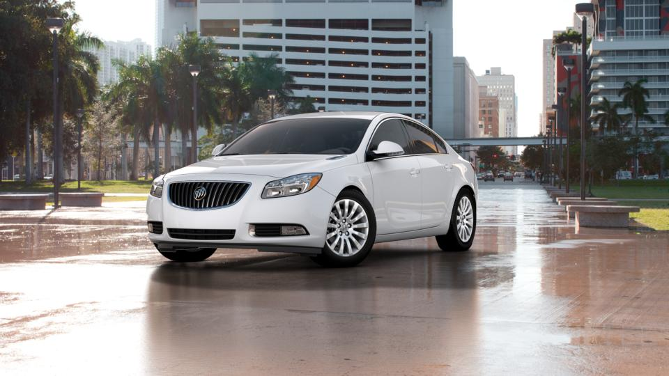 2012 Buick Regal Vehicle Photo in Akron, OH 44320