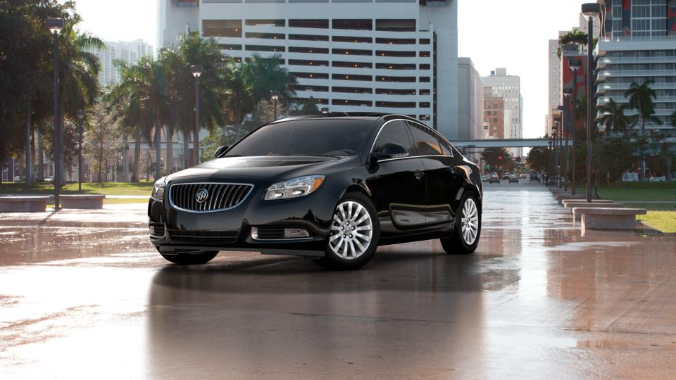 2012 Buick Regal Vehicle Photo in Butler, PA 16002