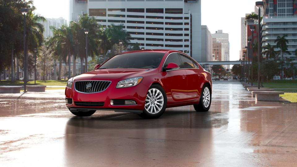 2012 Buick Regal Vehicle Photo in Fort Scott, KS 66701