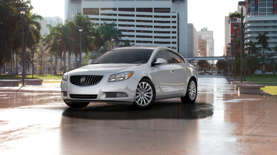 2013 Buick Regal Vehicle Photo in Moon Township, PA 15108