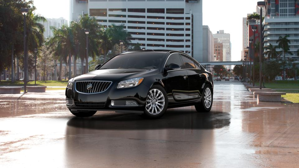 2013 Buick Regal Vehicle Photo in Detroit, MI 48207