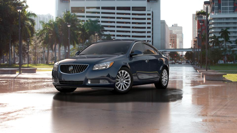 2013 Buick Regal Vehicle Photo in St. Clairsville, OH 43950