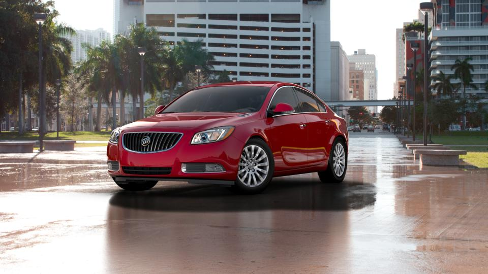 2013 Buick Regal Vehicle Photo in Mansfield, OH 44906