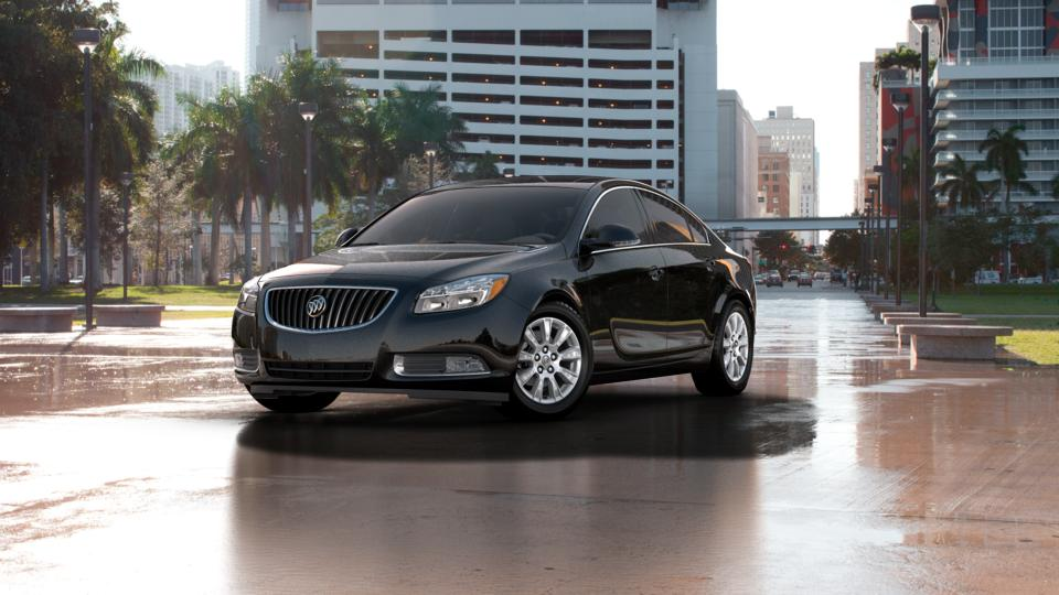 2013 Buick Regal Vehicle Photo in Reese, MI 48757
