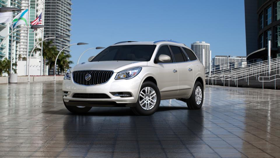 Fort Smith White Diamond Tricoat 2013 Buick Enclave: Used Suv for Sale Near Me