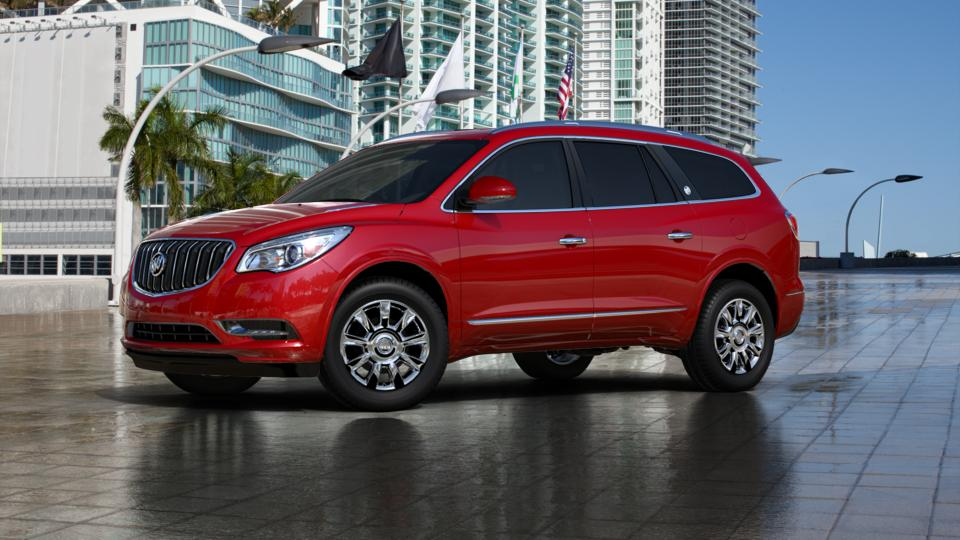 Woodbury Crystal Red Tintcoat 2013 Buick Enclave: Used Suv ...