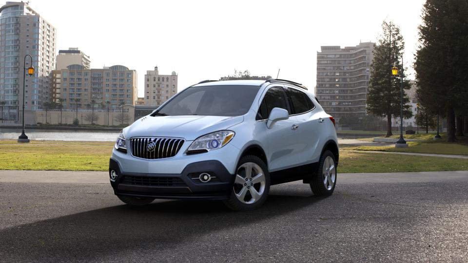 2013 Buick Encore Vehicle Photo in Tulsa, OK 74131