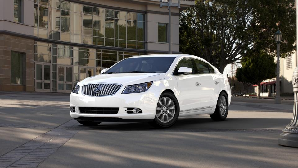 2013 Buick LaCrosse Vehicle Photo in Apex, NC 27523