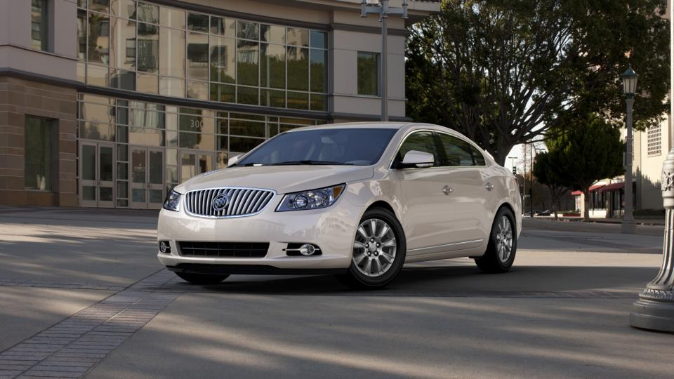 2013 Buick LaCrosse Vehicle Photo in Greensboro, NC 27405