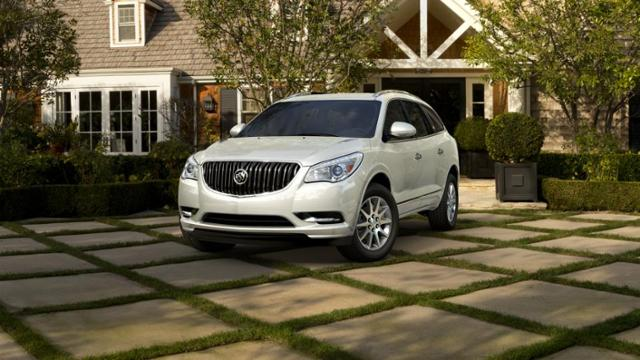 2014 Buick Enclave Vehicle Photo In St. George, UT 84790