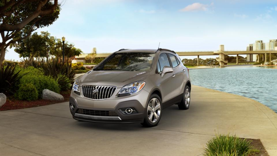 2014 Buick Encore Vehicle Photo in Grand Rapids, MI 49512