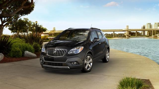 2014 Buick Encore Vehicle Photo In Rome, NY 13440