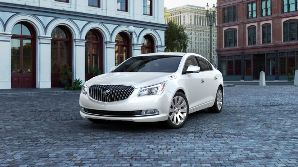 2014 Buick LaCrosse Vehicle Photo in Gardner, MA 01440