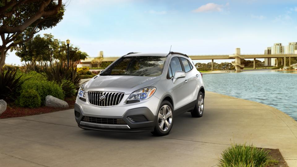 2014 Buick Encore Vehicle Photo in Akron, OH 44320