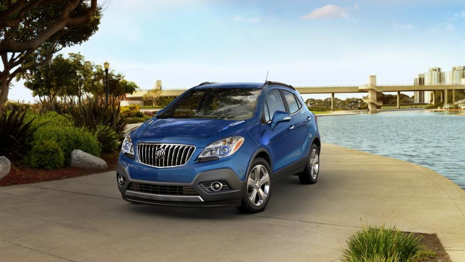 2014 Buick Encore Vehicle Photo in Manassas, VA 20109