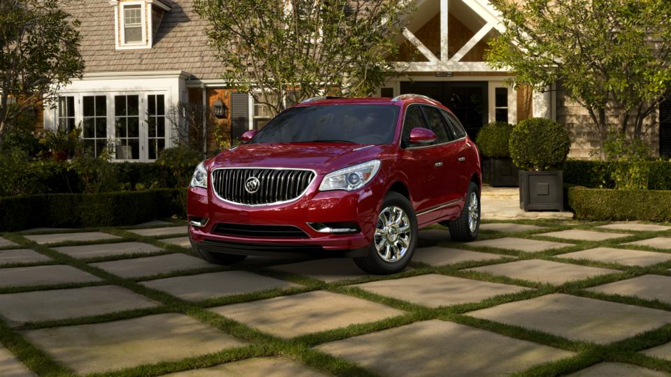 2014 Buick Enclave Vehicle Photo in Gardner, MA 01440
