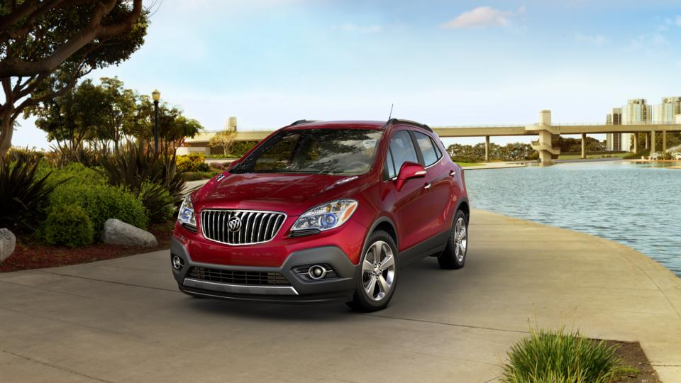 2014 Buick Encore Vehicle Photo in Macomb, IL 61455