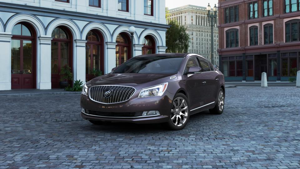 2014 Buick LaCrosse Vehicle Photo in Athens, GA 30606