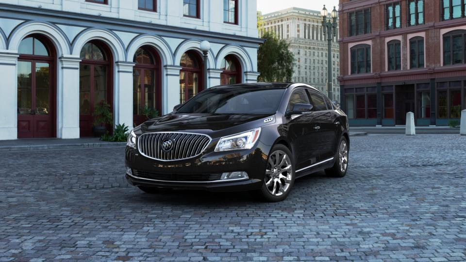 2014 Buick LaCrosse Vehicle Photo in Mukwonago, WI 53149