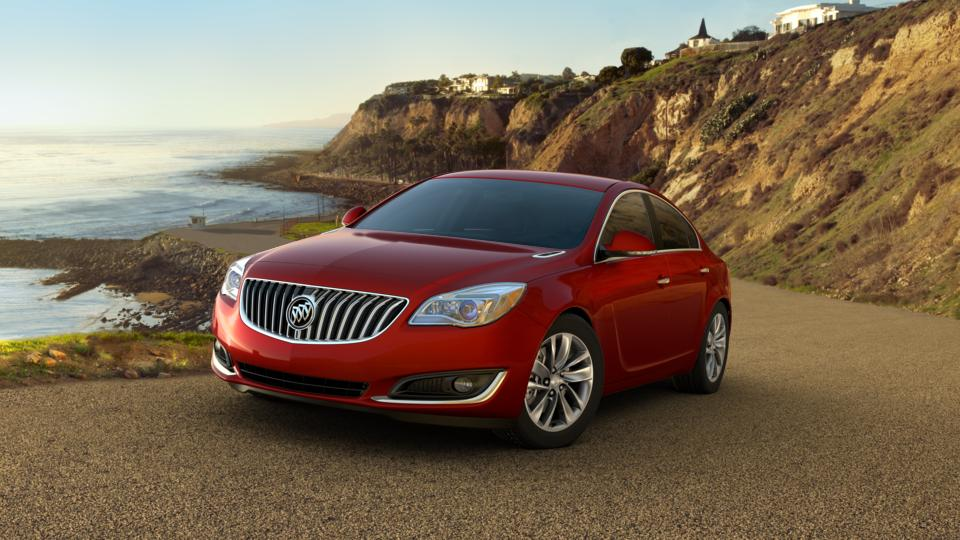 2014 Buick Regal Vehicle Photo in Doylestown, PA 18902