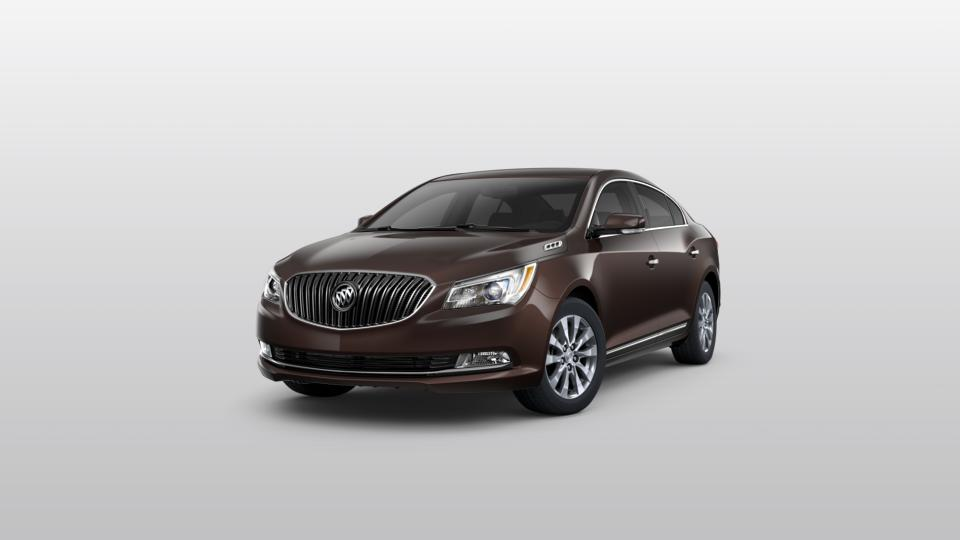 2016 Buick LaCrosse Vehicle Photo in Durham, NC 27713