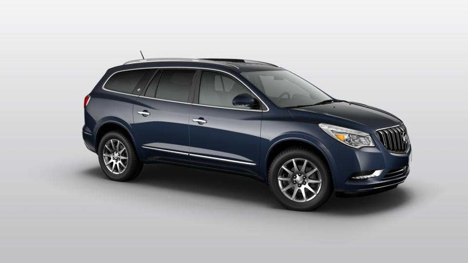 Blue 2016 Buick Enclave Leather for Sale in Whitman - 8706