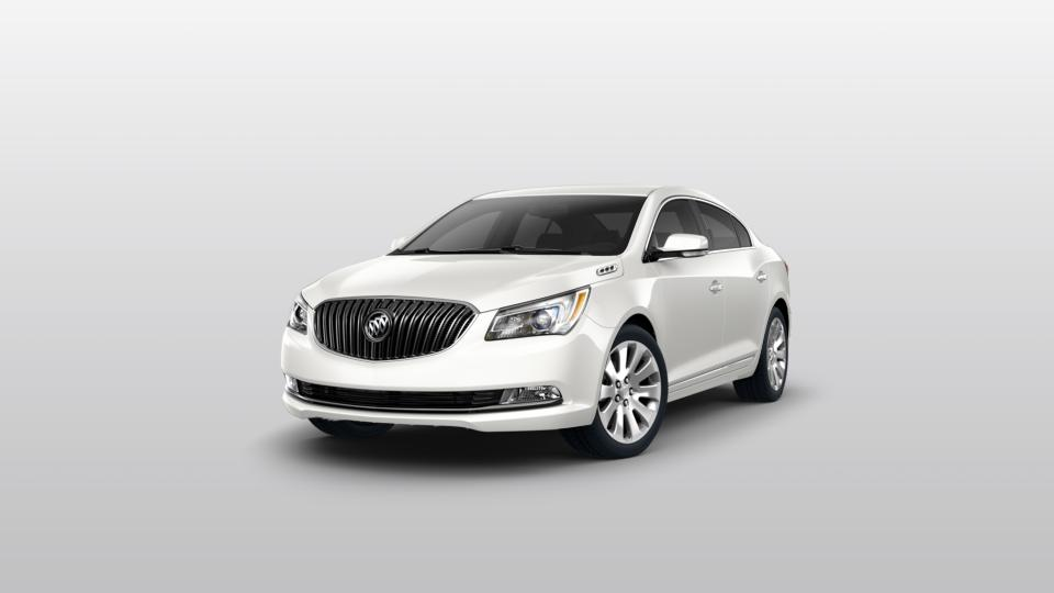 2016 Buick LaCrosse Vehicle Photo in Warrensville Heights, OH 44128