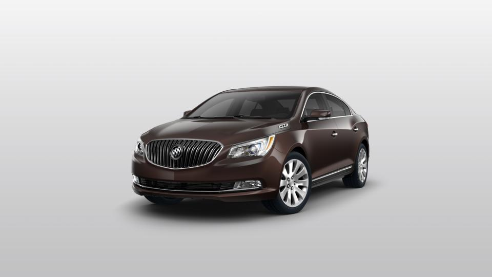 2016 Buick LaCrosse Vehicle Photo in Akron, OH 44320