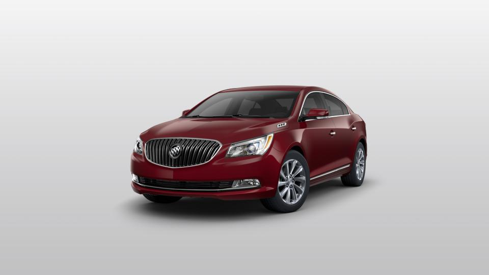 2016 Buick LaCrosse Vehicle Photo in Raleigh, NC 27609
