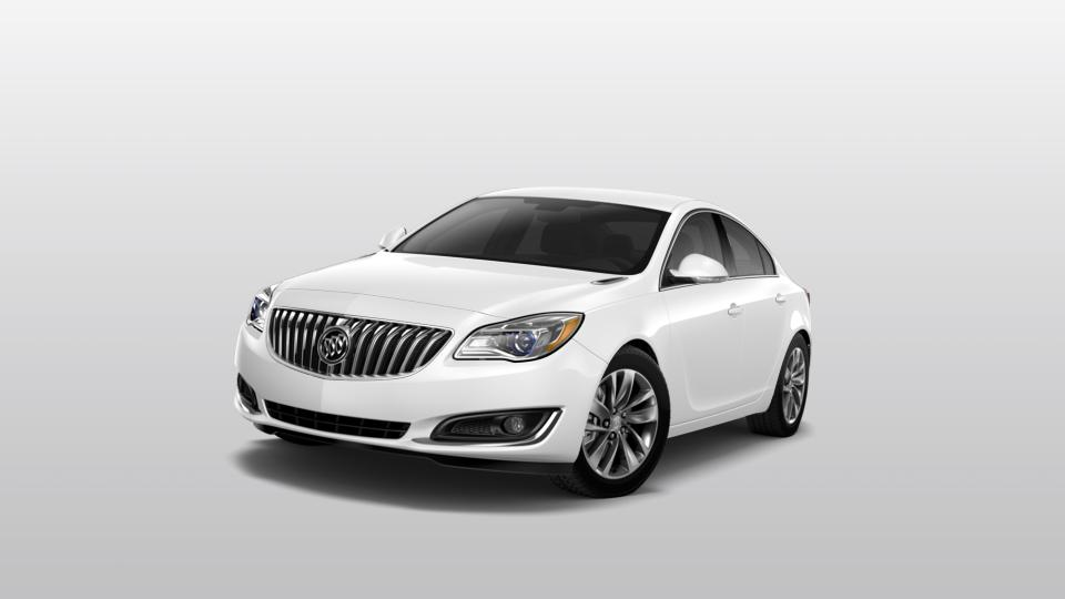 2016 Buick Regal Vehicle Photo in TALLAHASSEE, FL 32308