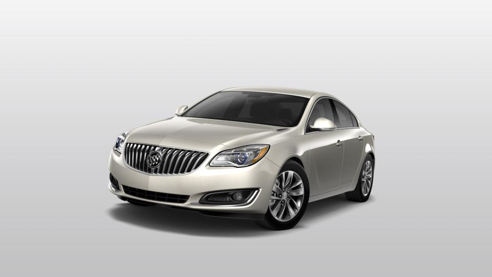 2016 Buick Regal Vehicle Photo in Gainesville, TX 76240