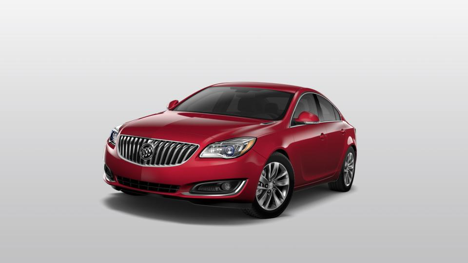 2016 Buick Regal Vehicle Photo in Leominster, MA 01453
