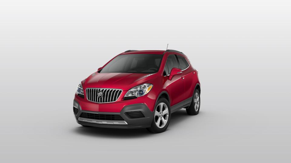 2016 Buick Encore Vehicle Photo in Kittanning, PA 16201