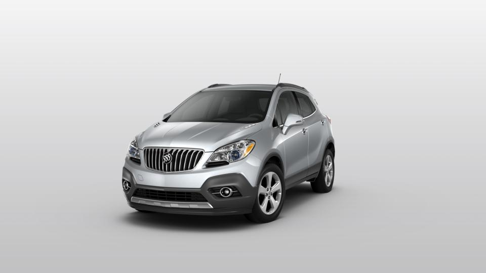 2016 Buick Encore Vehicle Photo in Decatur, IL 62526