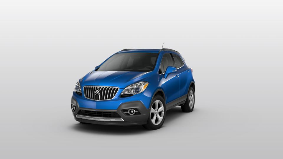 2016 Buick Encore Vehicle Photo in Fort Worth, TX 76116