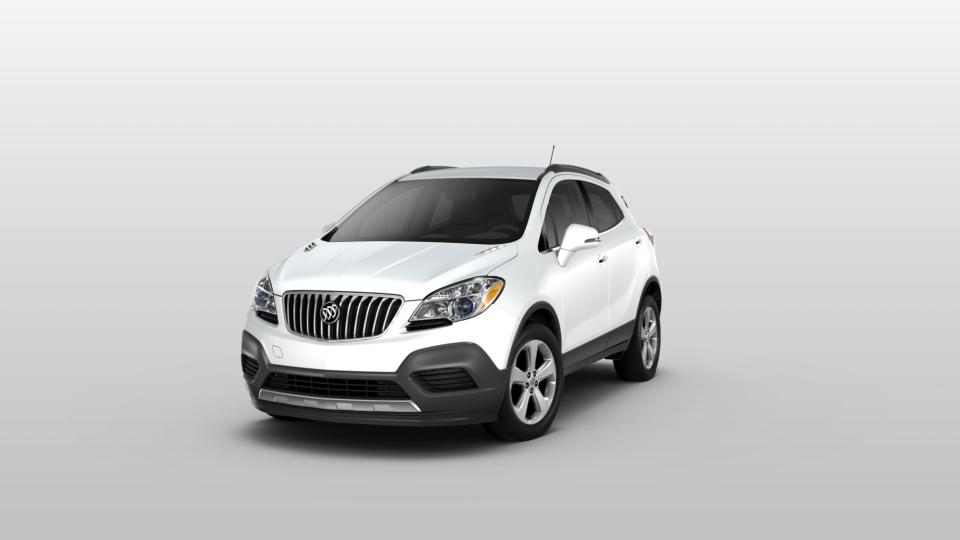 2016 Buick Encore Vehicle Photo in Emporia, VA 23847