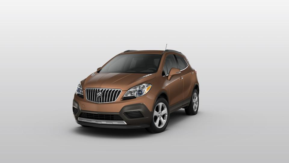 2016 Buick Encore Vehicle Photo in Akron, OH 44303