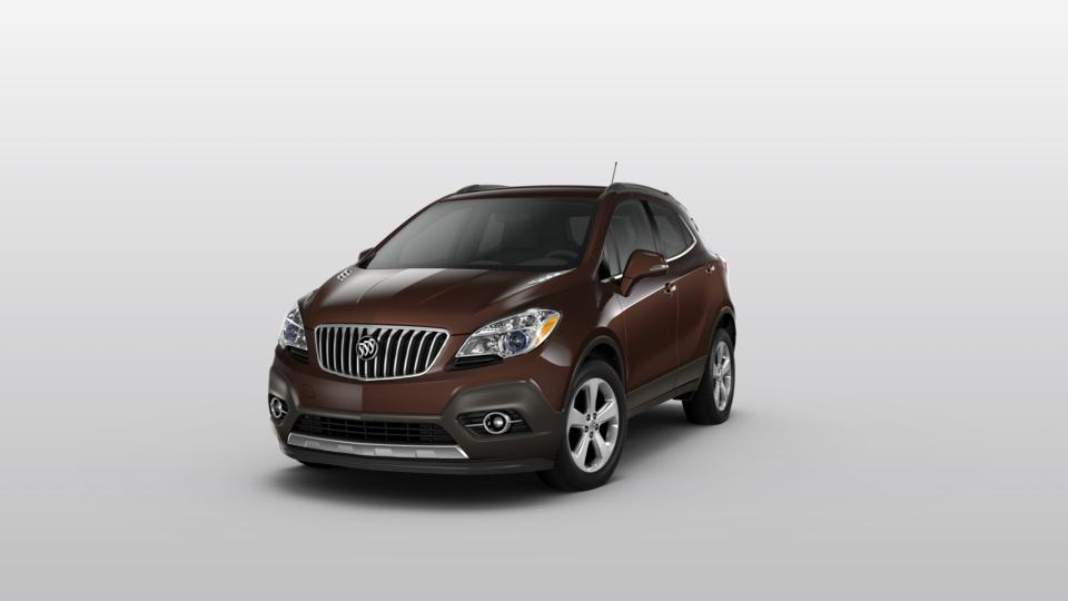 Find a Used 2016 Summit White Buick Encore Vehicle For Sale