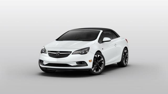 State College Summit White 2016 Buick Cascada Certified Car for