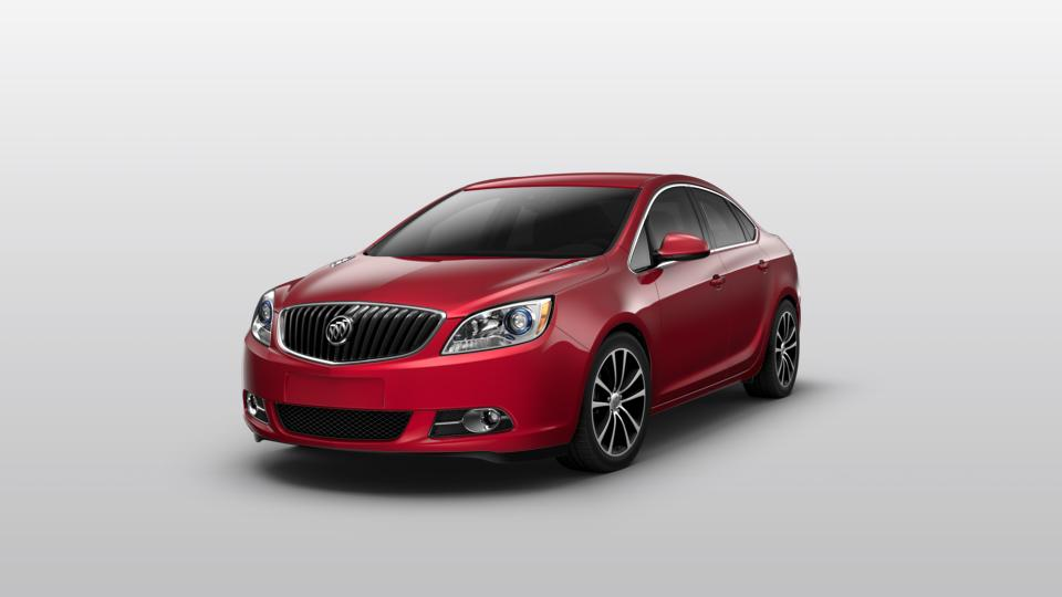 2016 Buick Verano Vehicle Photo in Lowell, IN 46356
