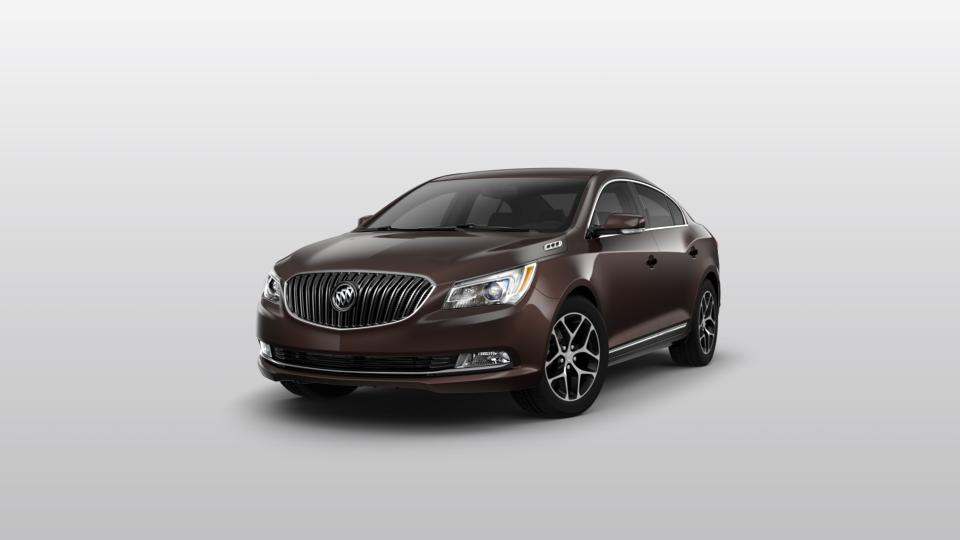 2016 Buick LaCrosse Vehicle Photo in Northbrook, IL 60062