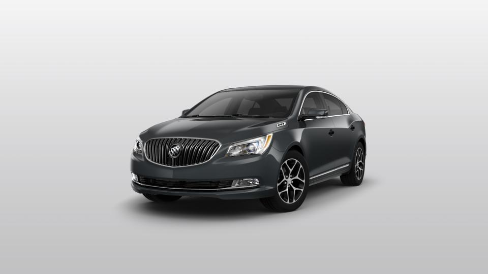 2016 Buick LaCrosse Vehicle Photo in Fishers, IN 46038