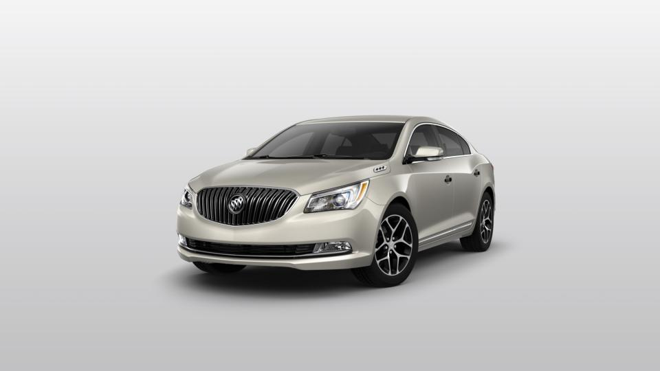2016 Buick LaCrosse Vehicle Photo in Carlisle, PA 17015