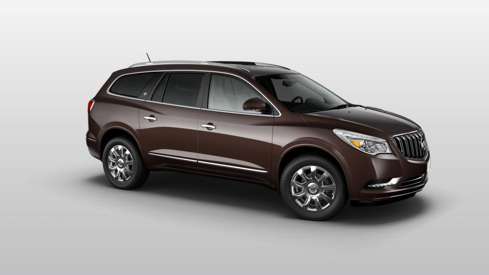 test drive this new buick enclave in dark chocolate. Black Bedroom Furniture Sets. Home Design Ideas